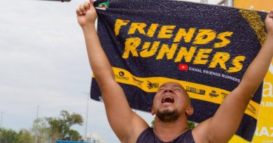 Enilson Rodrigues, o Friend Runners