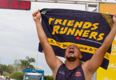 Enilson Rodrigues, o Friend Runners