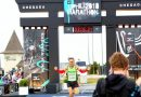 Marcelo Rocha, o carteiro e corredor das mil corridas