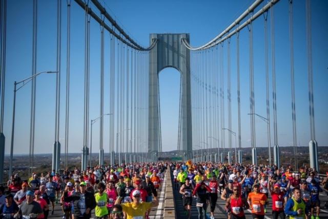 A maior Maratona do Mundo foi cancelada