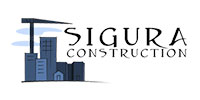 Website for Sigura Construction, Inc
