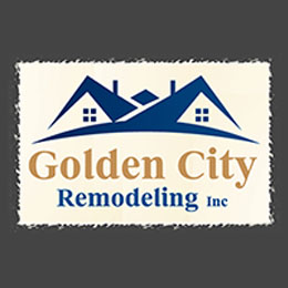 Website for Golden City Remodeling, Inc.