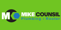 Website for AAA Mike Counsil Plumbing and Rooter