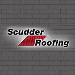 Website for Scudder Roofing Company