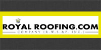 Website for Royal Roofing & Solar Co.
