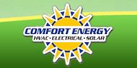 Website for Comfort Energy, Inc.
