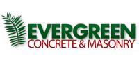 Website for Evergreen Concrete & Masonry