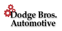 Website for Dodge Bros. Automotive