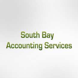 Website for South Bay Accounting Services