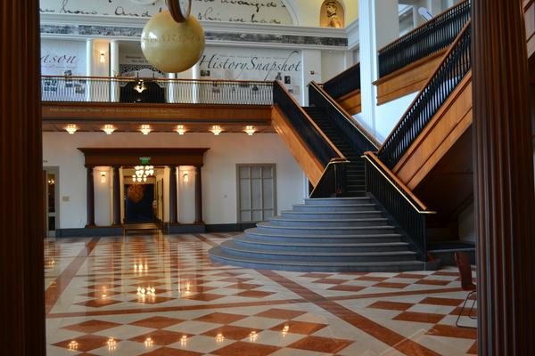 Indiana Historical Society | Santarossa Mosaic and Tile