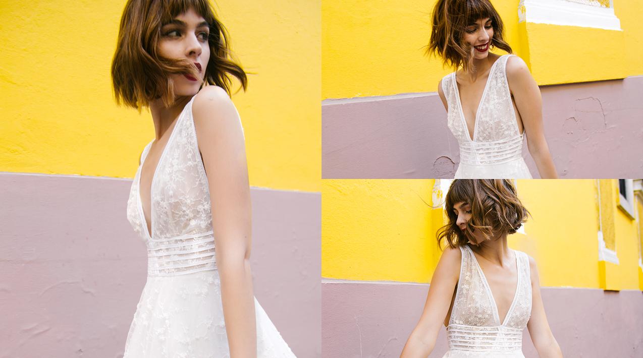 Nueva colección de vestidos de novia