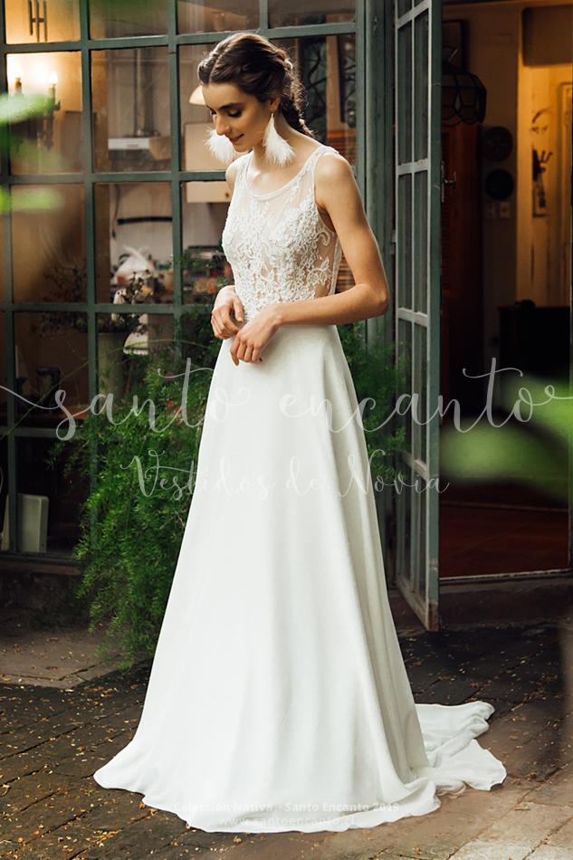 yoko • vestidos de novia santo encanto