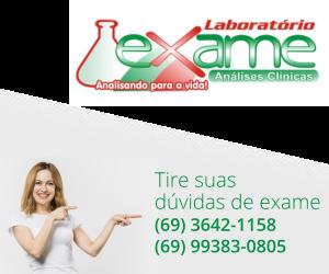 Laboratório Exame