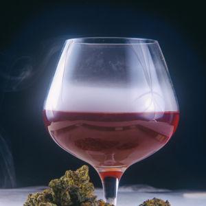 pot infused beverage