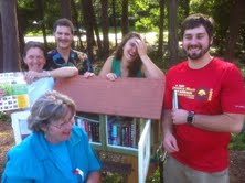 Little Free Library by David Laufer