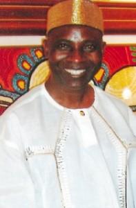 Chief Tunde Adeunji