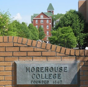 The credit rating of Morehouse College has been dropped by a rating house. Credit: Morehouse College