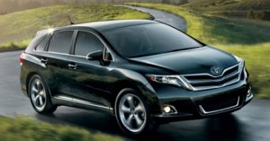 Toyota has signed with the Georgia Ports Authority to use Brunswick in delivering its Venza from a plant in Kentucky to buyers in Russia and Ukraine. Credit: Toyota