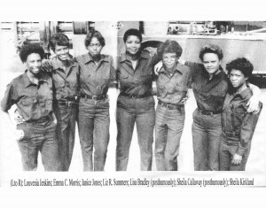 Atlanta's first female African American firefighters started work in 1977, when Maynard Jackson served as mayor. Credit: City of Atlanta