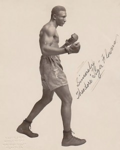 """World middleweight boxing champion Theodore """"Tiger"""" Flowers resided in Atlanta during his professional boxing career, from 1920-1926. Credit: fighttoys.com"""