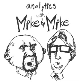 """""""Analytics with Mike & Mike"""" is a video by the ARC's data researchers Mike Alexander and Mike Carnathan. Credit: ARC"""