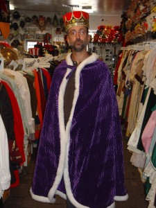 Photo of Robert Berry, an eccentric, sometimes flamboyant Atlanta writer who died last month at age 55.