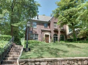 This house in Midtown Atlanta is priced at $1.15 million. Credit: trulia.com