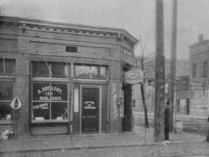 In the early 1900s many whites disapproved of the saloons that some blacks frequented in downtown Atlanta. Saloons were thought to fuel the city's growing crime rates, and concern over such establishments was one of the causes of the 1906 Atlanta race riot.