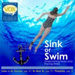 Photo of the current issue of VOX, focused on overcoming fears and facing stress