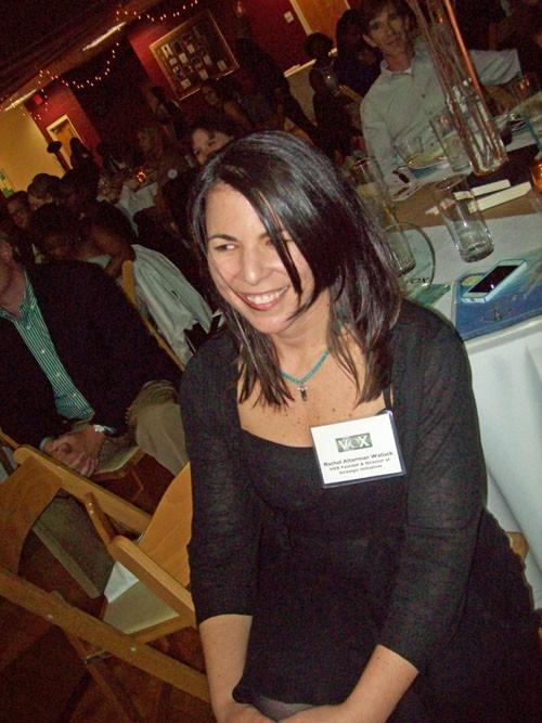 Photo of VOX founder Rachel Alterman Wallack