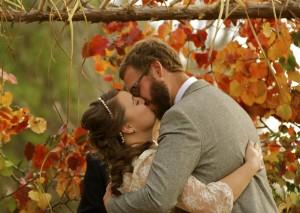 The kiss. Credit: Donita Pendered