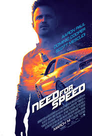 Poster for Need for Speed