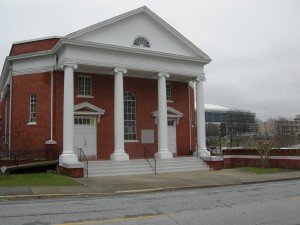 Central United Methodist Church on Mitchell Street