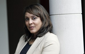 Natasha Trethewey's poetry is created at the intersection between the historical and autobiographical. Credit: Huffington Post (AP Photo/Rogelio V. Solis)