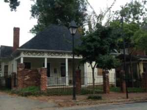 A sampling of homes from the historic West End community