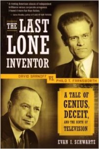 One of several books about the disputed invention of television.