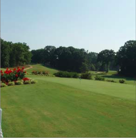 Fort McPherson's golf course