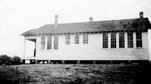 The old Fairview School, built in the 1920s, was part of the Rosenwald Schools initiative to provide schools for African American children. Credit: Northwest Georgia News