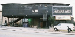The site of the Masquerade nightclub could be developed with 22-story buildings, under a rezoning application submitted by the Atlanta BeltLine. Credit: atlantavampirealliance.com