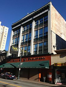 original Rich's building