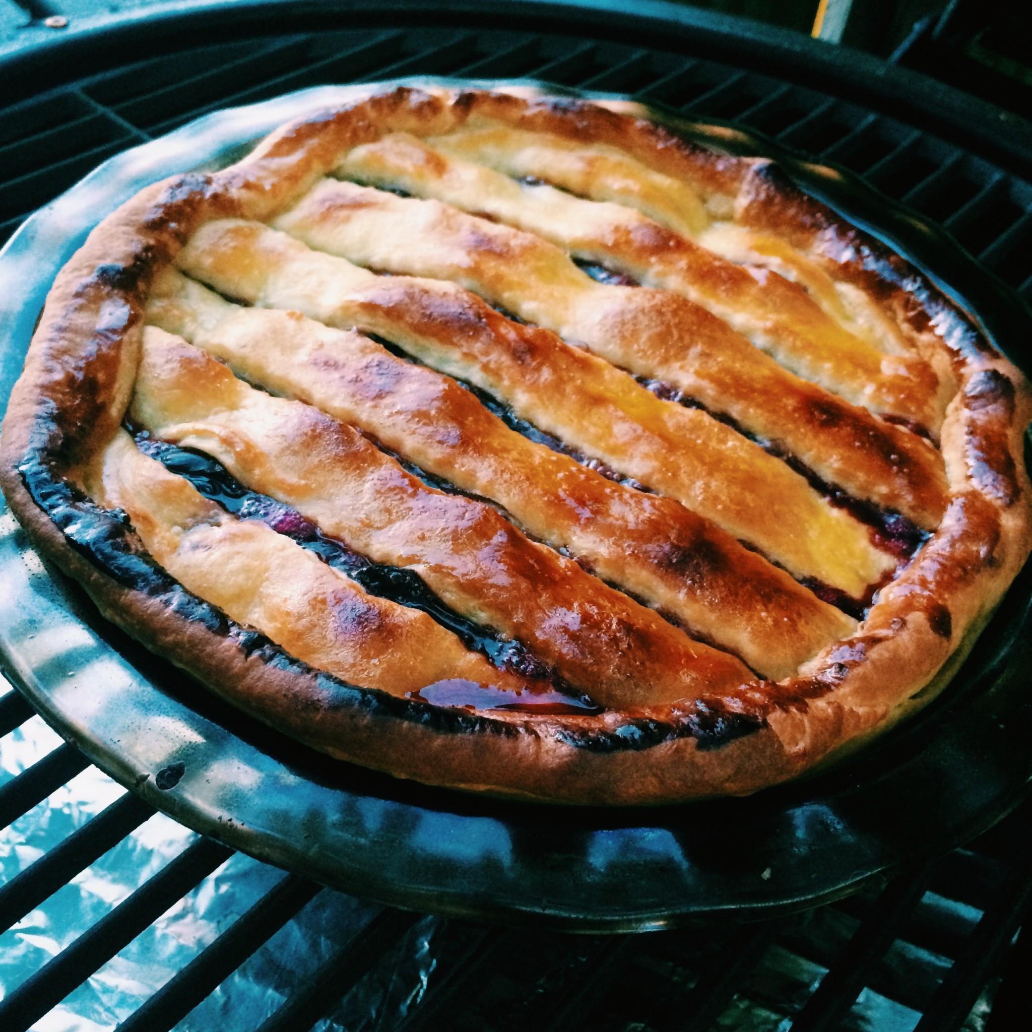 Phot of Black Cherry Habanero Pie