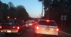 Atlanta traffic 2014