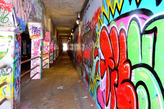 Krog Street Tunnel by Lisa Panero