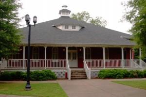 Fort McPherson's Chapel Center