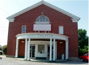 Fort McPherson's theater