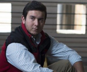 """Former UGA student William Finley Trosclair, described as a """"kingpin of fake IDs"""" when he was enrolled at UGA, pleaded guilty to mulitple felony counts of manufacturing and distributing false identity documents that he and others sold for up to $100 each. Credit: chronicle.com"""