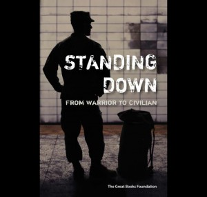 "Standing Down: From Warrior to Civilian contains selected readings on the topic of ""coming home from war"" for discussion by veterans in small groups."