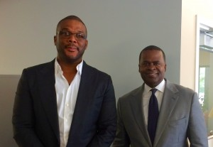 Tyler Perry Kasim Reed