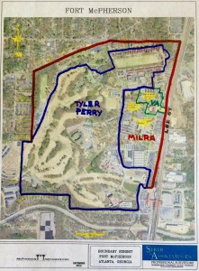 Fort Mac site plan