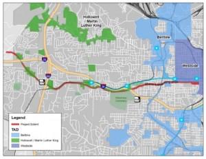 MLK corridor improvements